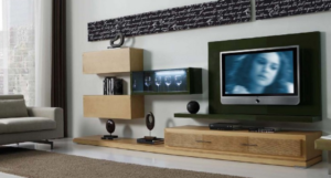 Home Theater tv wall mount ideas