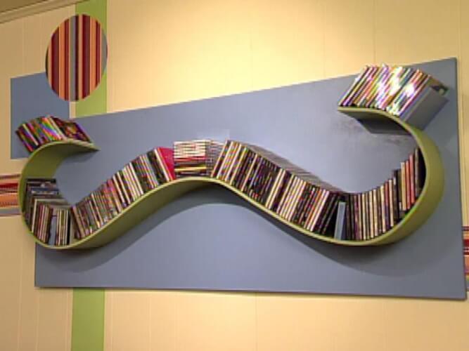 Unique CD Storage Ideas