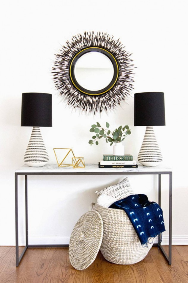 Design Contemporary Console Table
