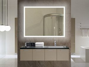 Illuminate Bathroom Mirror Ideas