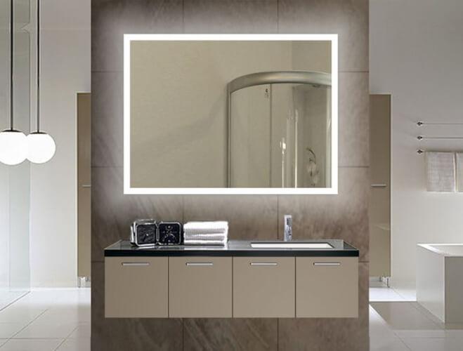 Illuminate Bathroom Mirror Ideas