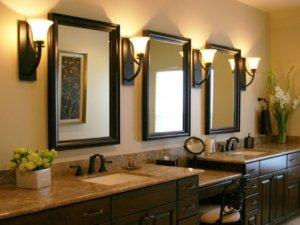 Multiple Bathroom Mirror Ideas