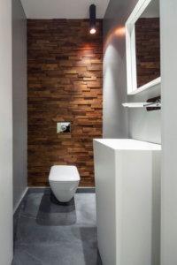 Accent Wall Ideas for Bathroom
