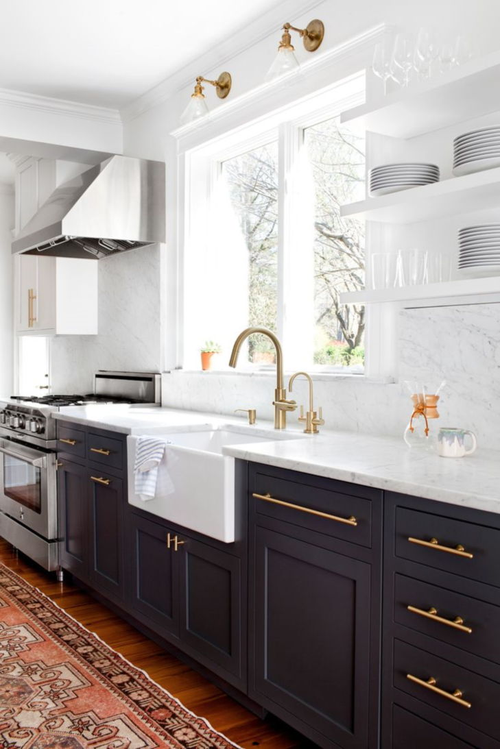 10 Kitchens With Black Appliances In Trending Design Ideas For Your Kitchen