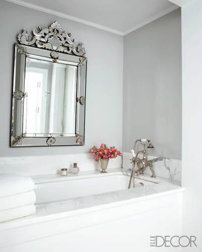 Whites Bathroom Mirror Ideas