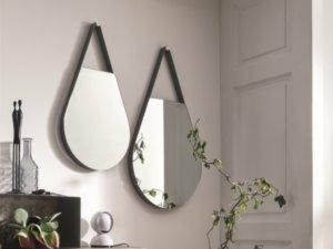 Shaped Bathroom Mirror Ideas