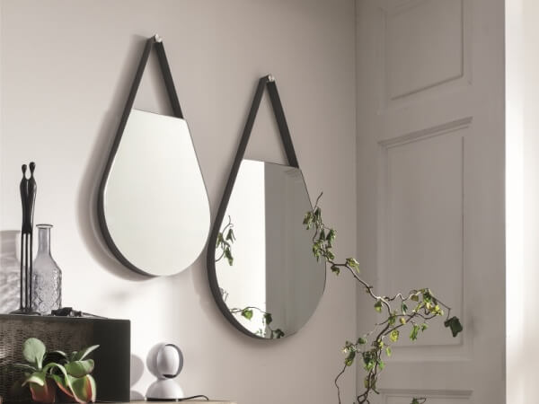 Shaped Bathroom Mirror Ideas