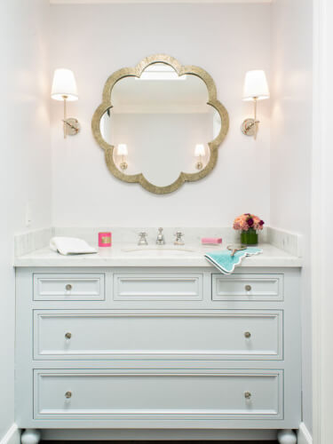 Unique Bathroom Mirror Ideas