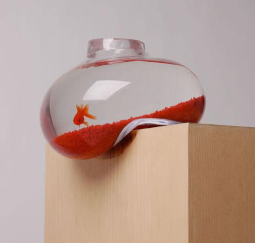 Buble for aquarium furniture design
