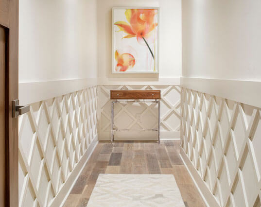 Carved Wainscoting Ideas