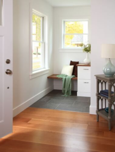 Entry Room Baeboard Ideas