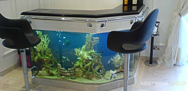 Table for Aquarium Furniture