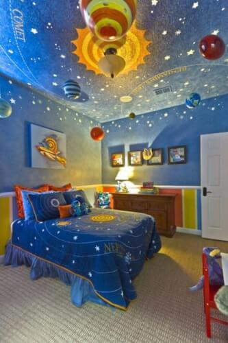 Kids Ceiling design