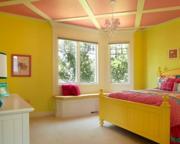 Kids Ceiling Texture Types