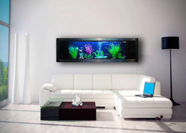 Panoramic Aquarium Furniture