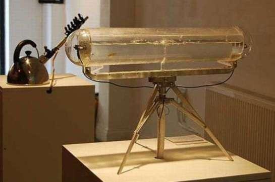 sound system for aquarium furniture
