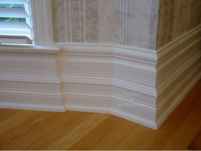 commonly Baseboard Ideas