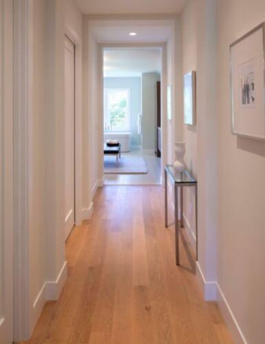 Hallway Baseboard Ideas