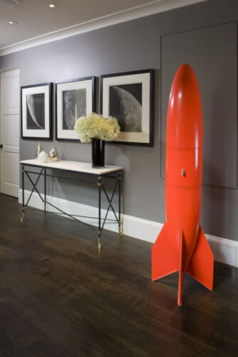 Rocket Baseboard Ideas
