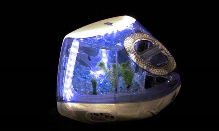 computer aquarium furniture