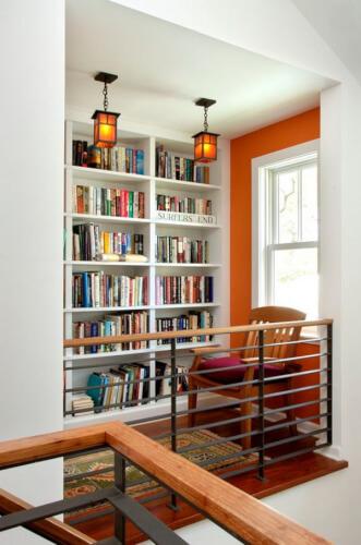 Beautifull home library ideas