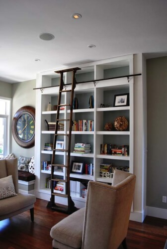 Bookshelf Ideas with home library