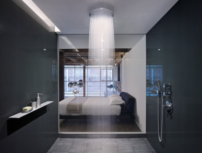 Beautifull Rain Shower Ideas