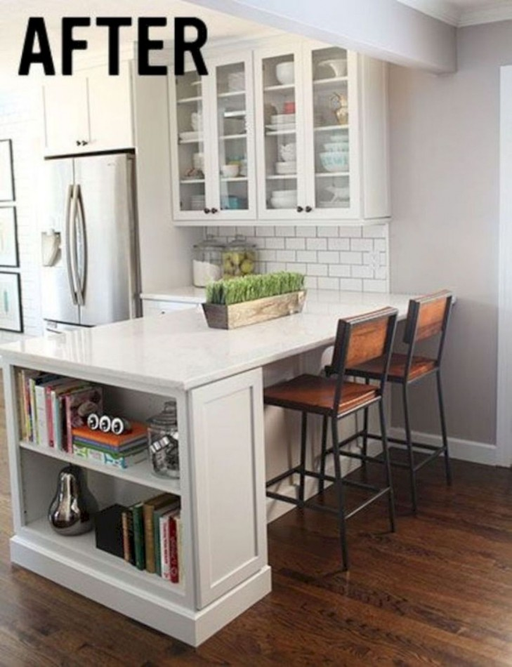 Amazing Small Kitchen Renovation Ideas 09