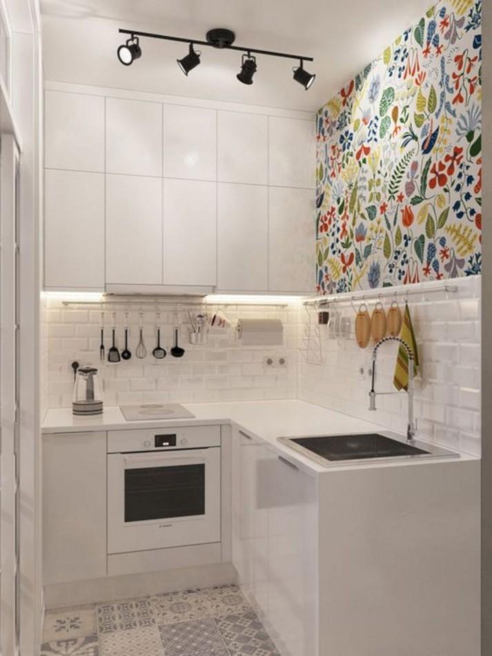 Amazing Small Kitchen Renovation Ideas 17