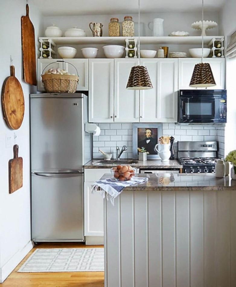 Amazing Small Kitchen Renovation Ideas 03