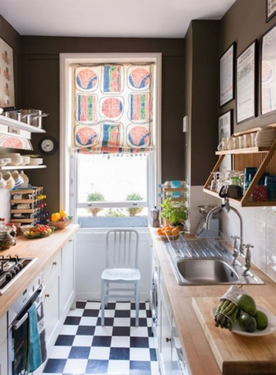 25+ Amazing Small Kitchen Remodel Ideas that Perfect for ... on Remodel Small Kitchen Ideas  id=43715