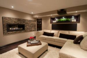 Basement Ideas for Family Room